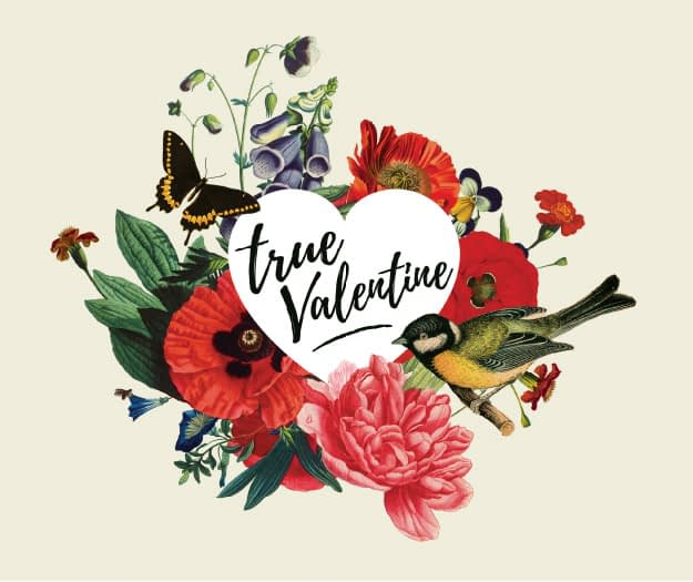 SMOOR TRUE VALENTINE CREATIVES