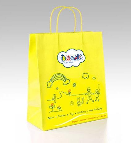 DOODLE CARRY BAG DESIGN