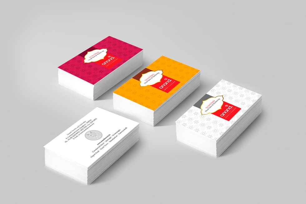 ANAND-SWEETS-VISITING CARD DESIGN