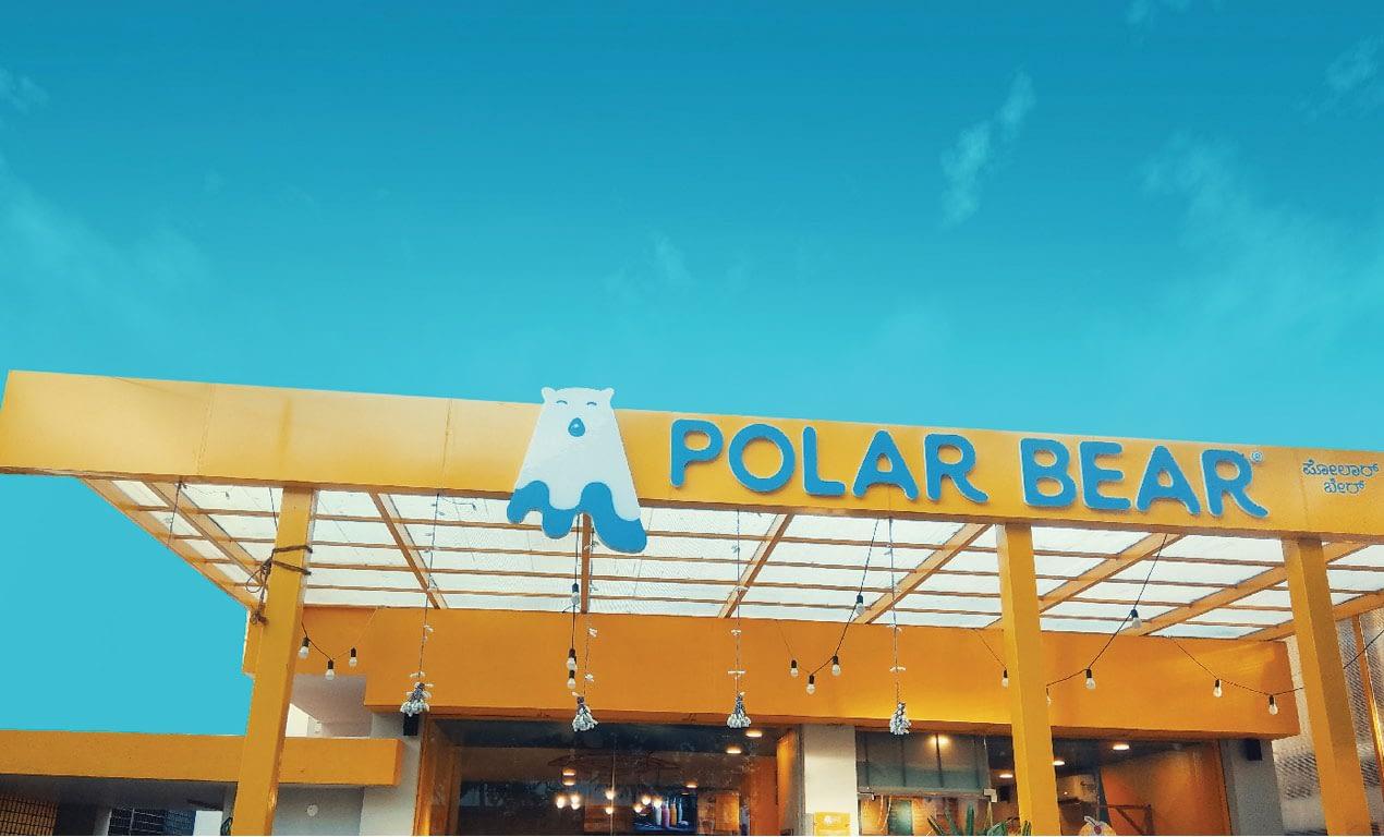 POLAR BEAR NEW LOGO BRANDING