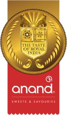 ANAND-SWEETS- LOGO