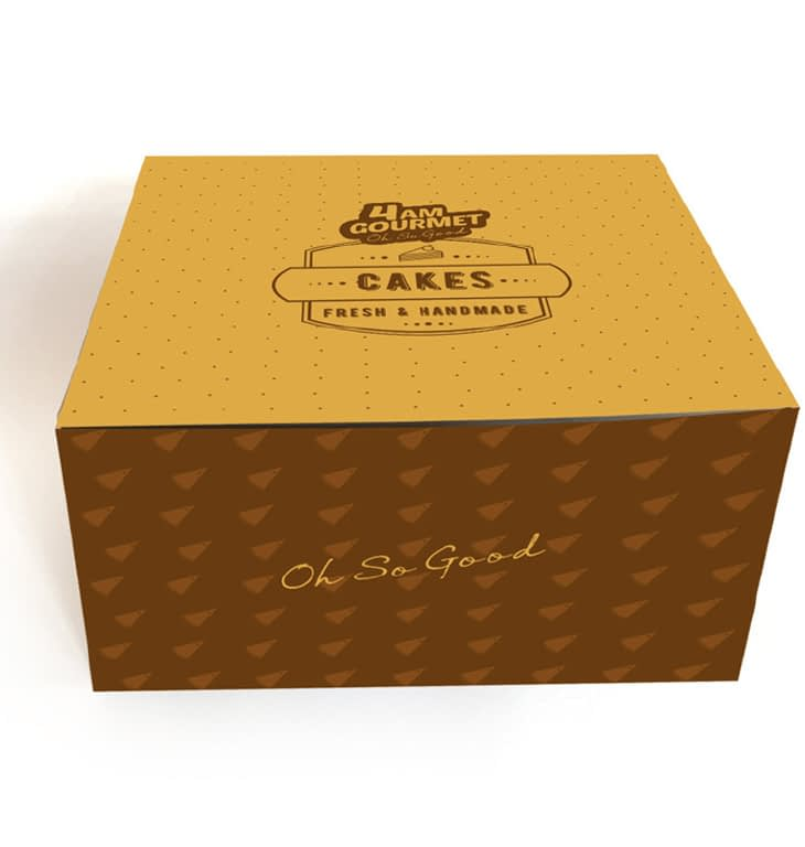 4am CAKE PACKAGE DESIGN