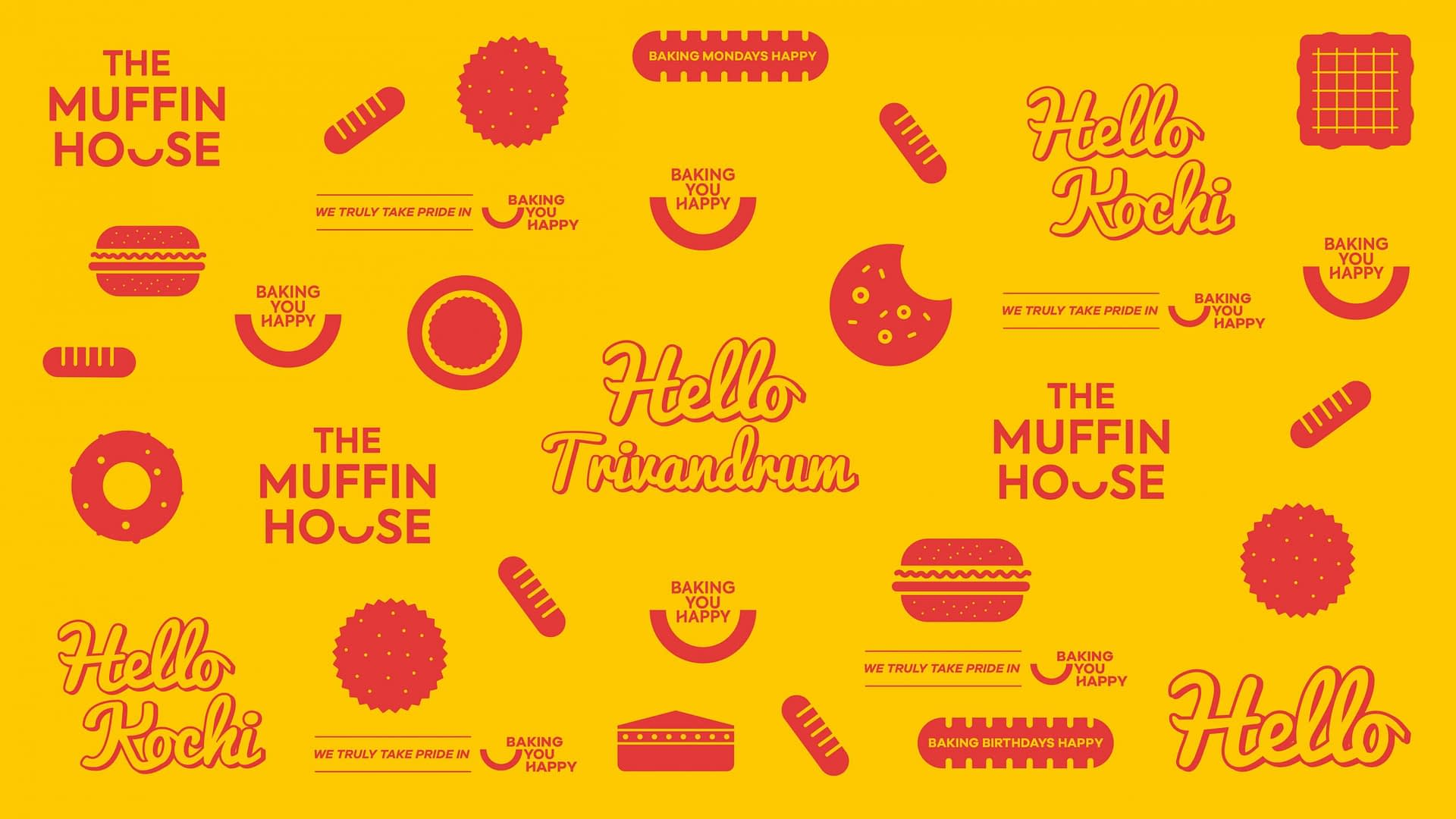 THE MUFFIN HOUSE TABLE MAT BRANDING 2