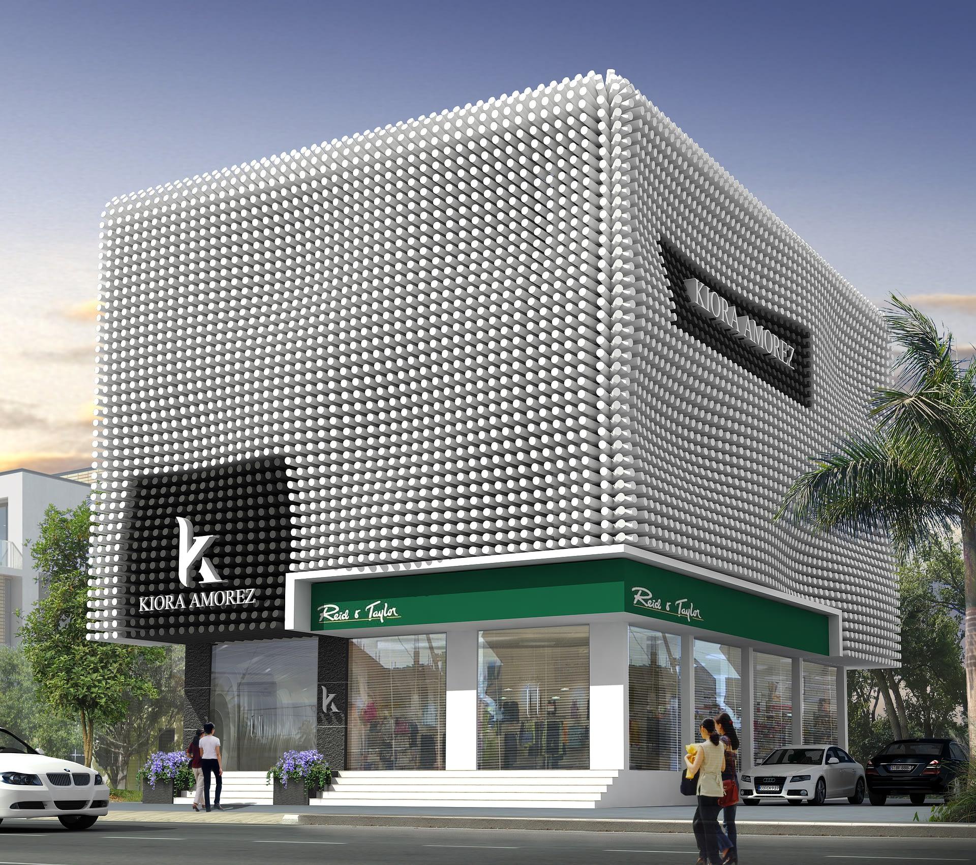 KIORA AMOREZ RETAIL DESIGN