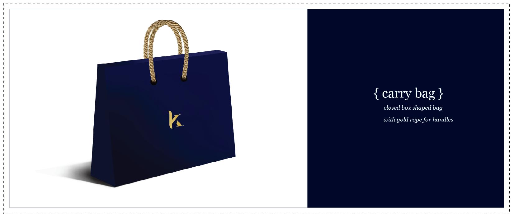 KIORA AMOREZ CARRY BAG DESIGN 4