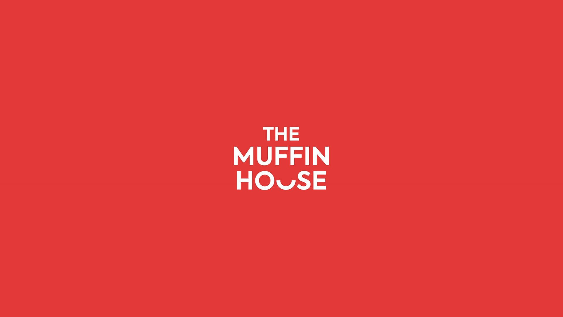 THE MUFFIN HOUSE LOGO DESIGN