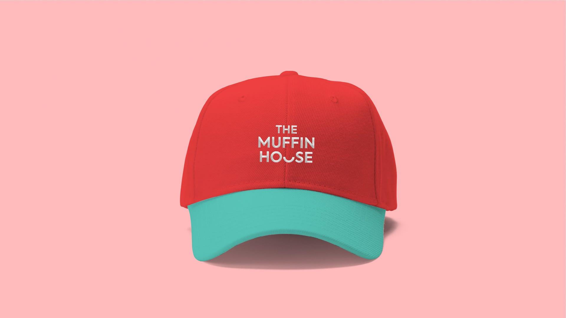 THE MUFFIN HOUSE CAP DESIGN