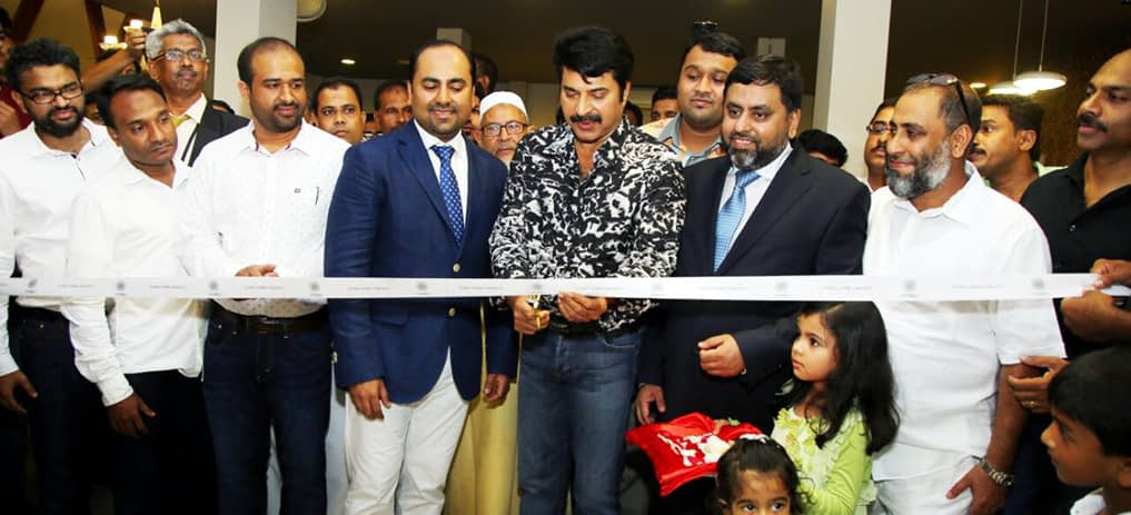 mamooty-ribbon cut