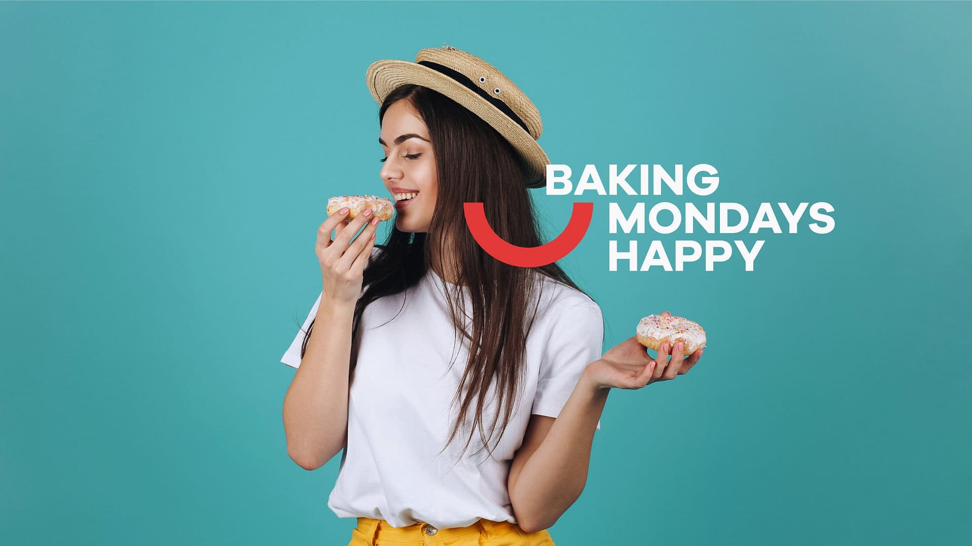 THE MUFFIN HOUSE BAKING YOU HAPPY CAMPAIGN 2
