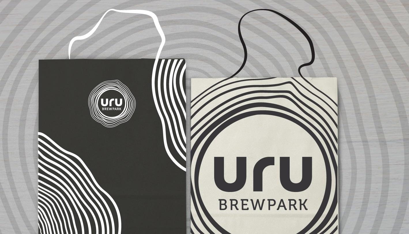 URU CARRY BAG BRANDING