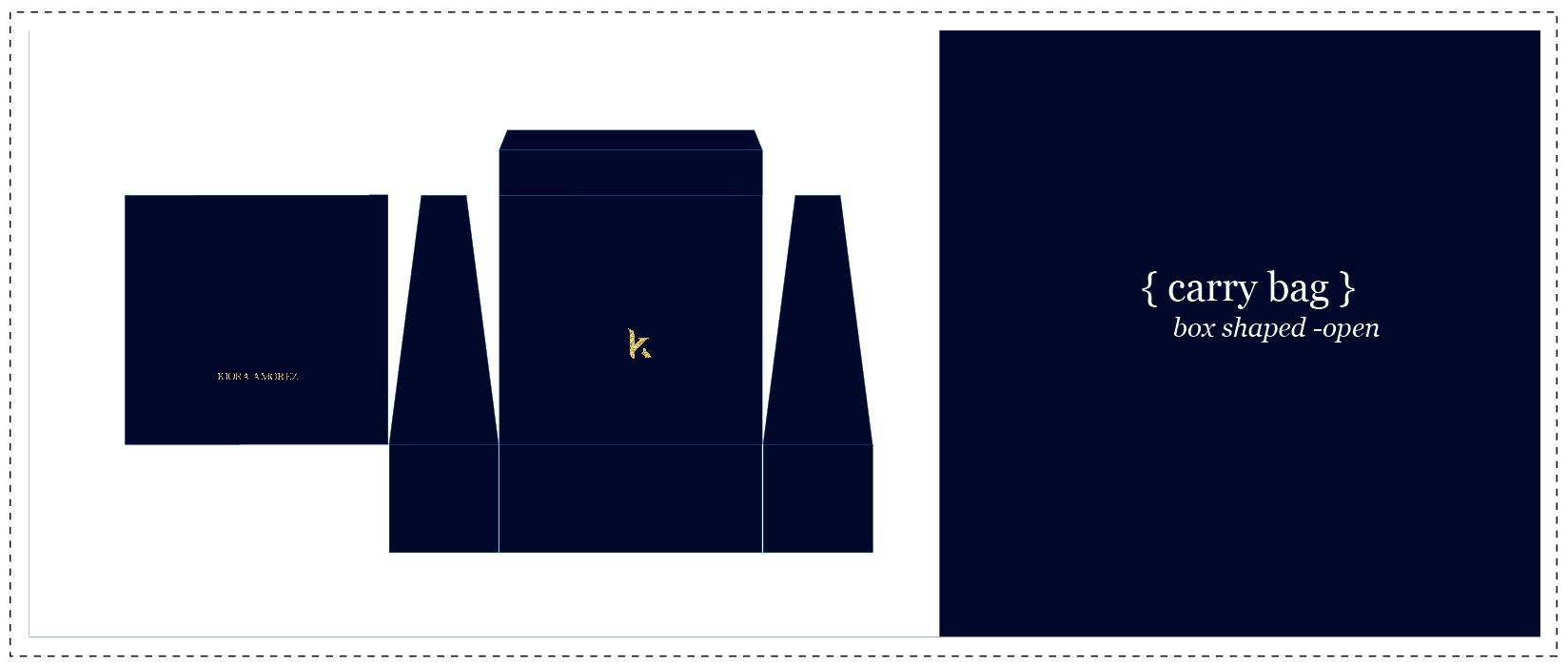 KIORA AMOREZ CARRY BAG DESIGN 3