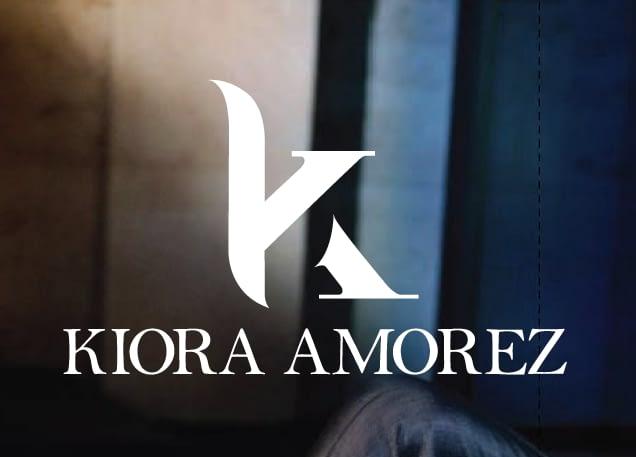 KIORA AMOREZ LOGO DESIGN